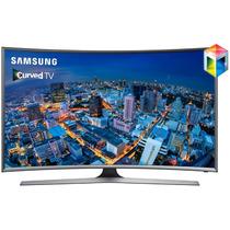 Smart Tv Led Samsung 55 Un55j6500 Tela Curva Full Hd Quad C