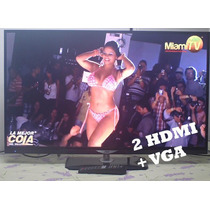 Tv De Led Aoc 42 Polegadas Hdmi Conversor Digital Usb E Vga