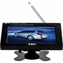 Tv Digital Portátil Lcd 7 Polegadas Trc-1700