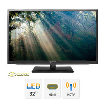 Tv 32 Led H-buster Tv-32l07hd Conversor Digital (reembalada