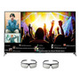 Smart Tv Sony Kdl-55w955b Led 55 3d Full Hd Smart Tv Wi-fi