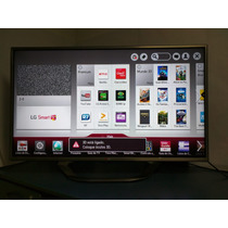 Smart Tv Led 3d 42 - Fullhd, Time Machine C/ 4 Óculos Novos