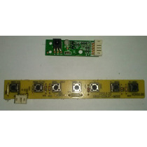 Sensor Controle Remoto E Teclado Tv Buster Hbtv 29d07hd