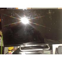 Tv Sony 32 Kdl-32r435a Com Tela Quebrada