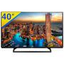 Tv Slim Led 40 Panasonic Full Hd - Tc-40c400b