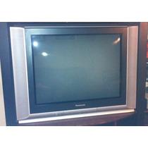 Tv Tela Plana Tubo 29 Polegadas Controle Original Impecável