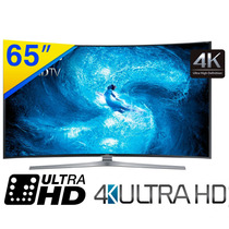 Smart Tv 3d Led Nano Cristal Curva 65 Samsung Ultra Hd/4k