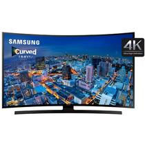 Smart Tv Led 4k Samsung 48 Un48ju6700 Tela Curva Ultra Hd Q