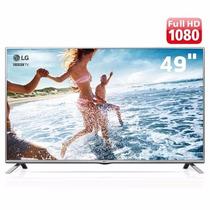 Tv Led 49 Full Hd Lg 49lf5500 Tme Machine Ips Hdmi Lacrada!