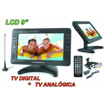Tela Lcd 9 Polegadas Powerpack 986 / 982 Portatil Tv Digital