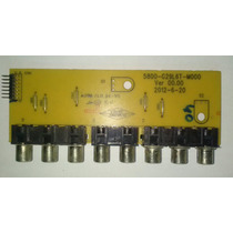 Placa Entradas Rca Tv Buster Hbtv 29d07hd