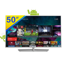 Smart Tv Led 50 Philips Hd/4k 840hz Pmr, Android, 50pug6700