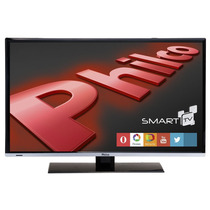 Smart Tv Led 32 Philco Hd - Conversor Integrado 3 Hdmi 1 Usb