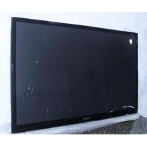 Tv Samsung Tela De 51 Plasma Display Quebrado - Ler Anúncio
