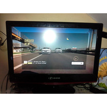 Tv Lcd Hbuster 22 Pol. - Troco Por Celulares