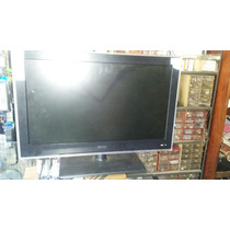 Tv Philco Mod. Tv24m Led A Tela Quebrada