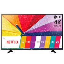 Smart Tv Led 43 Lg 4k, Wifi, Hdmi E Usb - 43uf6400