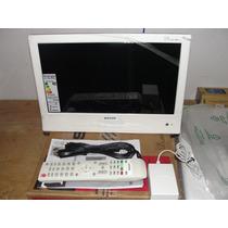 Tv Led Toshiba 14 Pol Le1474 Uso Tambem Em Veiculos
