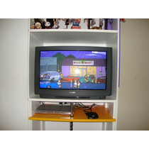 Tv Philips 32 P W 97 Tela Widescreen ,controle Remoto Manual