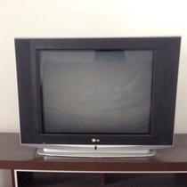 Tv Televisão Televisor Crt Tubo 29 Polegadas Slim Lg