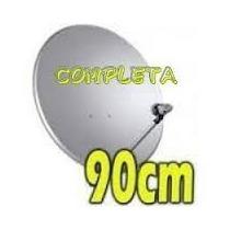 Antenas Ku 90 Cm R$ 99.90 Completas. Lnb Duplo + Cabo