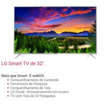 Smart Tv Lg 32 Polegadas Nova Lacrada Na Caixa