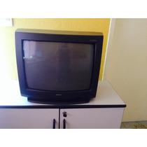 Tv (c/suporte Parede) Semp Toshiba 16 Tubo