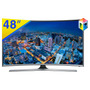 Smart Tv Led Curva 48