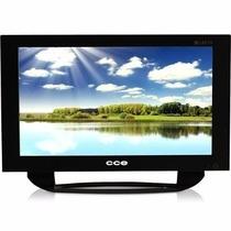 Tv Led 14 Cce Usb Pc Frequência 60 Hz 1 Ano De Garantia