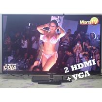Televisão De Led Aoc 42 Polegadas Hdmi E Conversor Digital