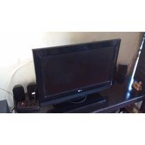 Tv Lcd Lg 26 Polegadas 26lc7r Monitor E Tv