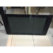Televisão Plasma Lg 42 Polegadas 42pc7r - Tv