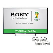 Tv Led 3d Sony 60 Kdl-60r555 / Full Hd / Smart Tv / Wi-fi