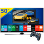 Smart Tv Led 50 Samsung Full Hd Wifi,conexões Hdmi E Usb