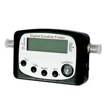 Localizador De Satelite Finder Digital P/ Antena Parabolica