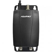 Amplificador De Linha 20 Db Aquario P/ Antena Tv Booster