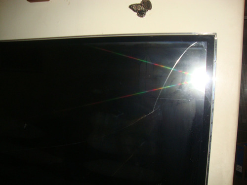 Tv De Led,lcd 3d Lg 55 Fullhd Usada Lx9500