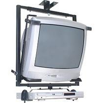Suporte Teto Tv/dvd 14´ É 21´ Brasforma Sbr2.1 Preto