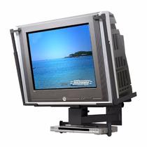 Suporte De Parede Para Tv Com Dvd Pv30 - Multilaser