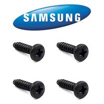 4 Parafusos Tv Samsung Para Fixação Da Base Original