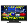 Tv De Lcd Sharp Lc-65d64u 65 Polegadas Full Hd Hdmi