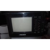 Tv Color 5 Polegadas Am, Fm, Monitor,precision