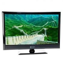 Tv Digital 22 Pol Com Dvd! Full Hd, Usb, Vga, 12 V