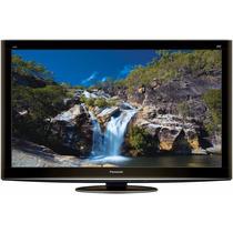 Tv50 Plasma Panasonic Tc-p50v20b Fullhd 3d Thx - Impecável!