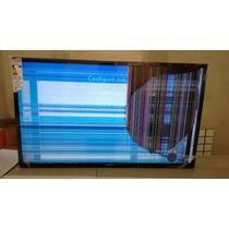 Tv Led 39 - Samsung Series 5205 -tela Quebrada
