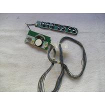 Placa Receptora Do Cr , Power E Teclado Lg Modelo 32l650fd