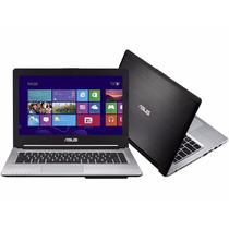 Ultrabook Asus S46cb Intel Core I7 8gb Ram 500gb Hd Geforce