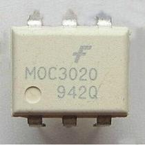 Opto Acoplador Moc3020 Moc 3020 Pacote Com 5 Peças