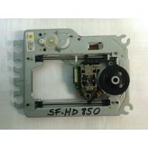 Leitor Ótico Dvd Sf-hd850 + Unidade Mecanismo Dvm-34 Novo