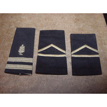 Platinas Us Navy - Lote 2 Com 3
